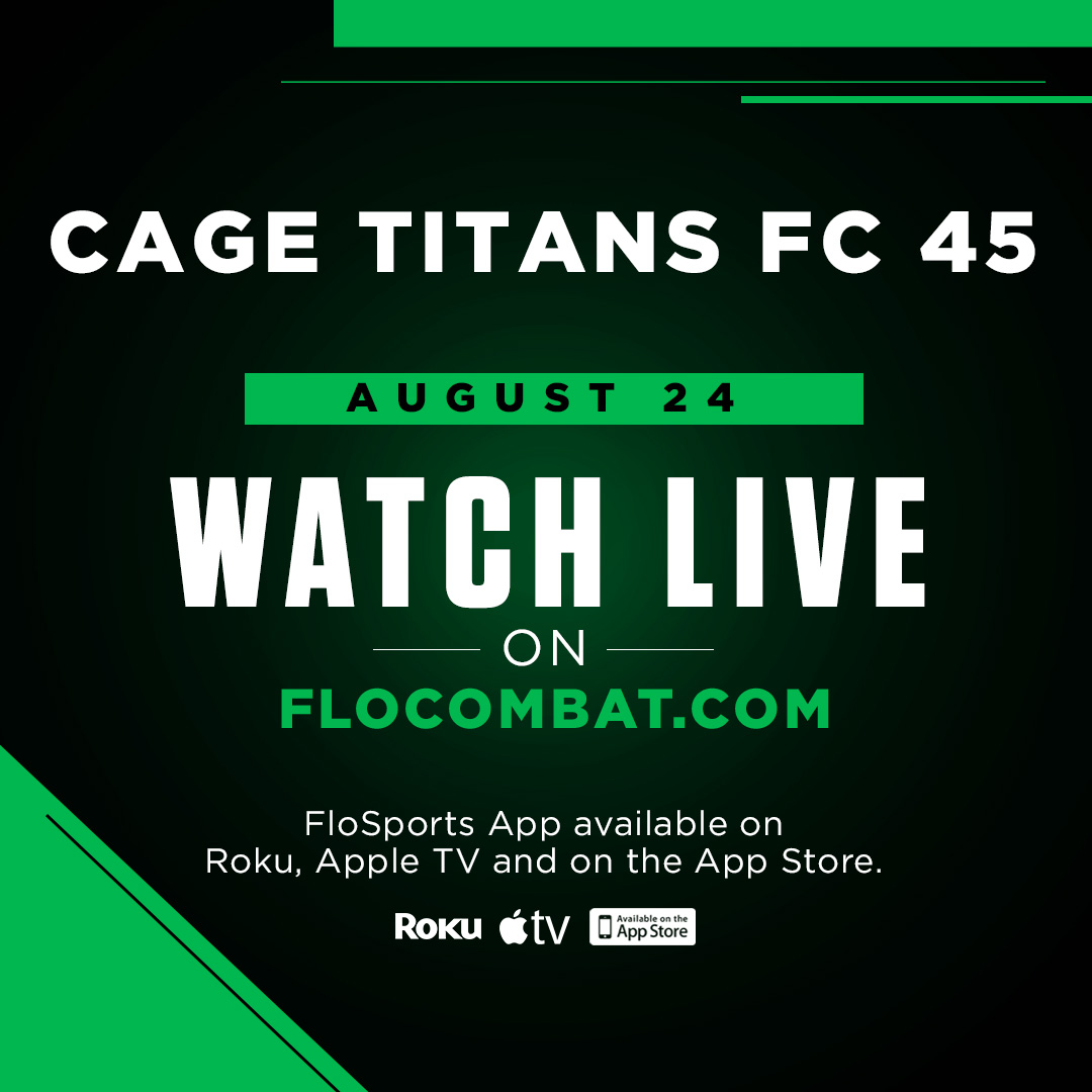Cage Titans   Fighting Championship – Mixed Martial Arts